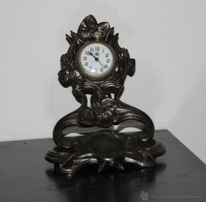 ANTIGUA RELOJERA MODERNISTA (Relojes - Bolsillo Carga Manual)
