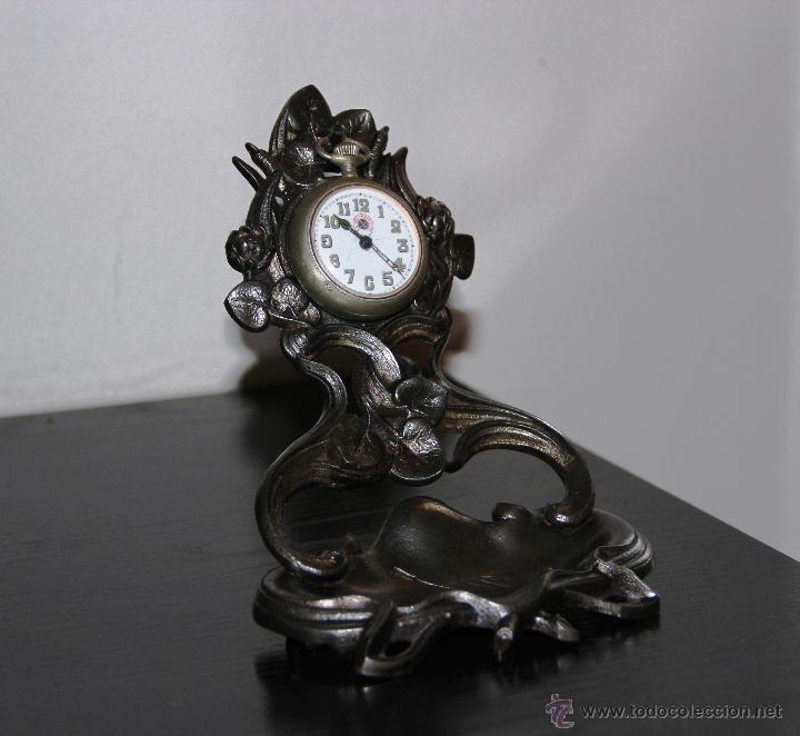 Relojes de bolsillo: ANTIGUA RELOJERA MODERNISTA - Foto 5 - 41966415
