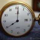 Relojes de bolsillo: RELOJ BOLSILLO NECESITA REVISIÓN.. Lote 80074245