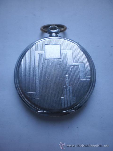 Relojes de bolsillo: Reloj swiss para Tercer REICH ..Funciona - Foto 2 - 42803723