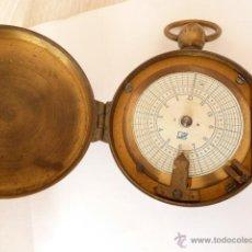 Relojes de bolsillo: ANTIGUO RELOJ DE VIGILANTE. Lote 42954433