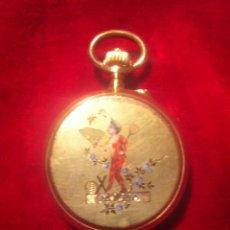 Relojes de bolsillo: RELOJ ORO DE BOLSILLO SABONETA. Lote 43811107