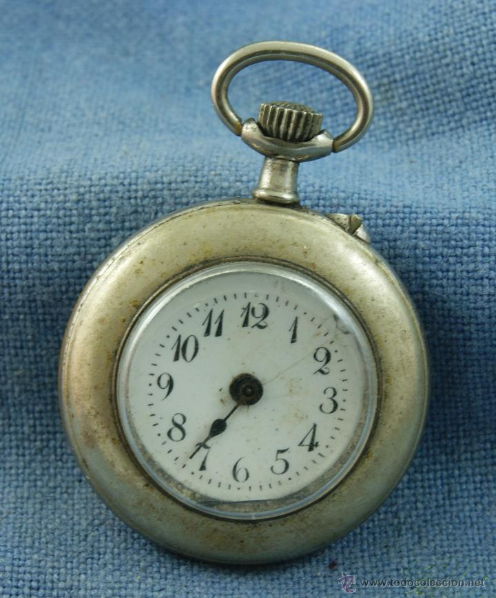 Relojes de bolsillo: RELOJ DE MONJA PRECIOSO DECORADO - Foto 3 - 45245663