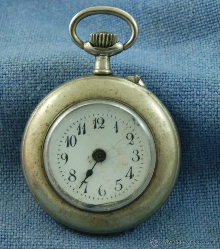 Relojes de bolsillo: RELOJ DE MONJA PRECIOSO DECORADO - Foto 4 - 45245663