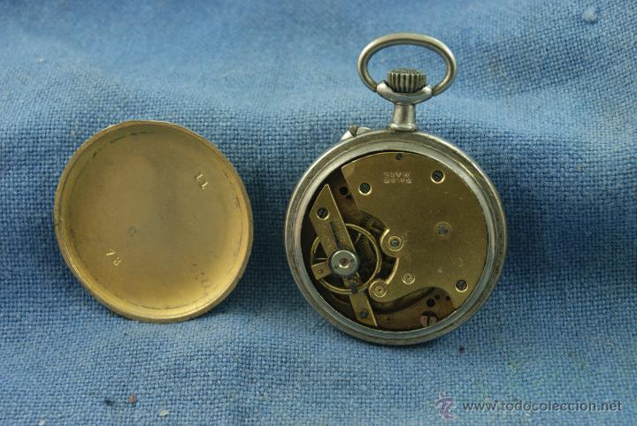 Relojes de bolsillo: RELOJ DE MONJA PRECIOSO DECORADO - Foto 5 - 45245663
