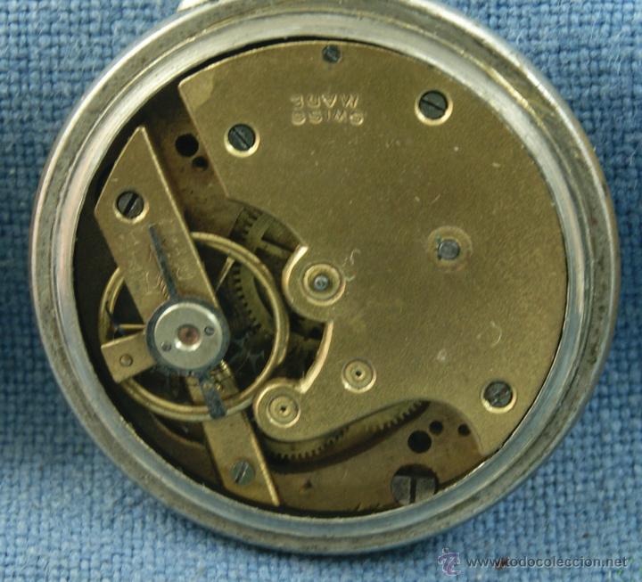 Relojes de bolsillo: RELOJ DE MONJA PRECIOSO DECORADO - Foto 6 - 45245663