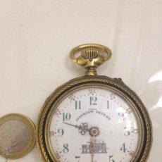 Relojes de bolsillo: ANTIGUO RELOJ FERROVIARIO. Lote 46404990