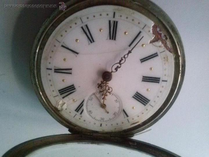 Relojes de bolsillo: RELOJ DE BOLSILLO - Foto 3 - 46463831