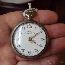 Reloj Bolsillo Roskopf Patent