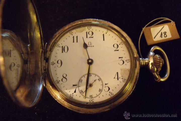 61fdbd589 Reloj . tres tapas . plata 0.900 - omega . gran - Verkauft durch ...