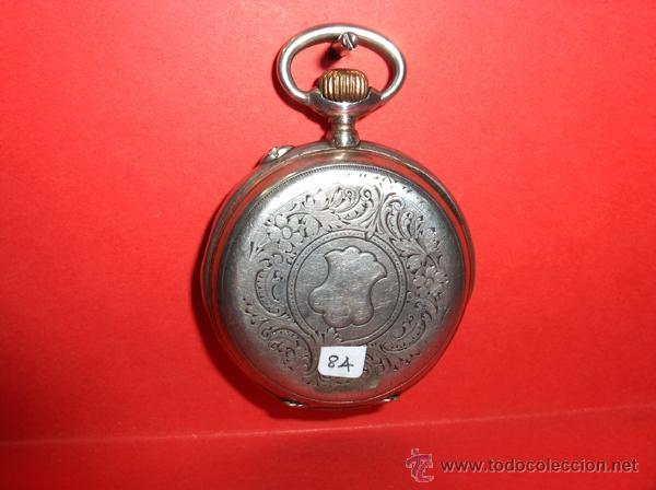 Relojes de bolsillo: nº 84 cambia por nº 9 - Foto 3 - 46872203