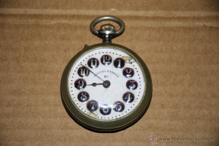 RELOJ ROSKOPF (Relojes - Bolsillo Carga Manual)