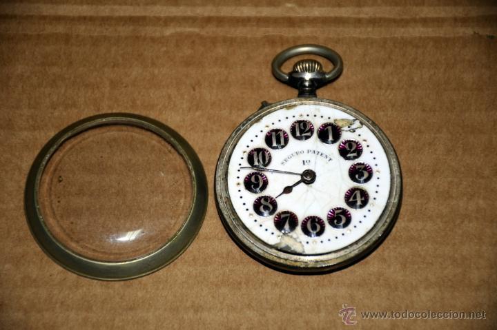 Relojes de bolsillo: RELOJ ROSKOPF - Foto 2 - 47279623