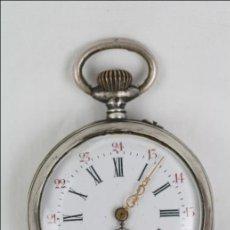 Relojes de bolsillo: ANTIGUO RELOJ DE BOLSILLO - PLATA DE 800 MILÉSIMAS - PIEZAS O RESTAURACIÓN - 43 MM DE DIÁMETRO. Lote 47326273