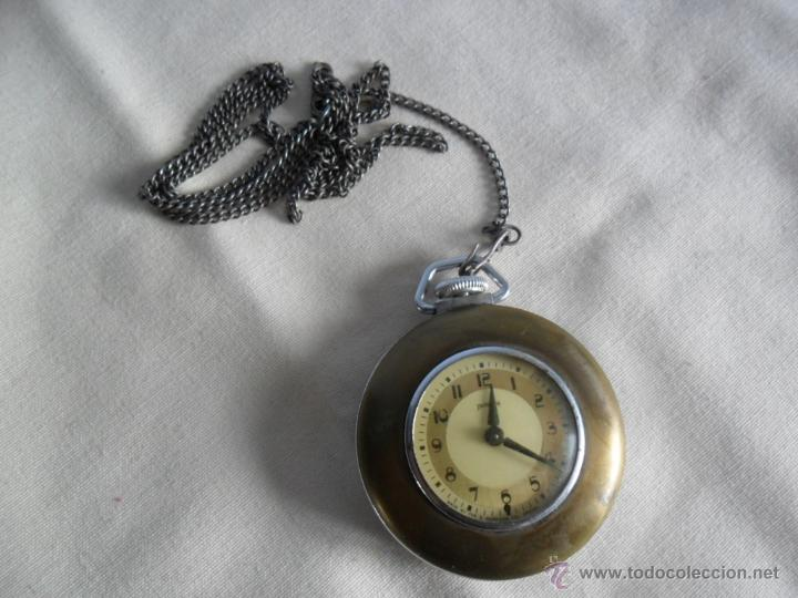 Relojes de bolsillo: RELOJ DE BOLSILLO HECHO POR INGRAHAM CO. USA. ANTIGUO - Foto 2 - 47383744