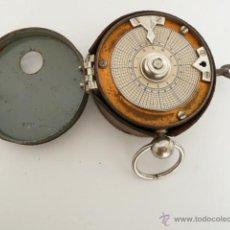 Relojes de bolsillo: ANTIGUO RELOJ DE VIGILANTE. Lote 47481115