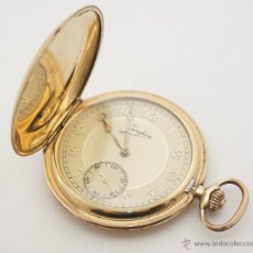 Relojes de bolsillo: JUNGHANS, RELOJ DE BOLSILLO. Lote 47558282