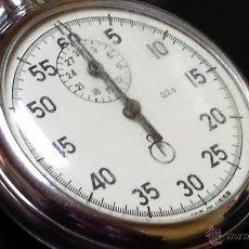Relojes de bolsillo: RELOJ CRONO AGAT ZLATOUSTOVSKI RUSO ERA SOVIETICA AÑO 1988. Lote 47723870