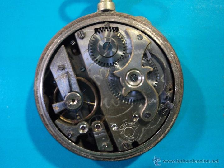 Relojes de bolsillo: LOTE DE 4 RELOJES DE BOLSILLO-PARA PIEZAS-REPUESTOS O RESTAURAR-LEER DISCRIPCION - Foto 2 - 47874933