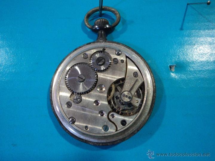 Relojes de bolsillo: LOTE DE 4 RELOJES DE BOLSILLO-PARA PIEZAS-REPUESTOS O RESTAURAR-LEER DISCRIPCION - Foto 5 - 47874933