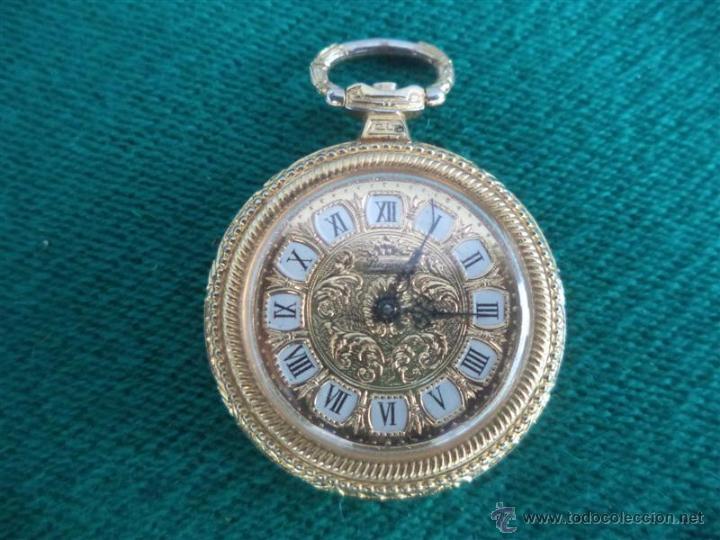 RELOJ DE CUERDA BLITA SWISS DE BOLSILLO (Relojes - Bolsillo Carga Manual)