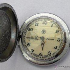 Relojes de bolsillo: RELOJ DE LA URSS. Lote 48464559