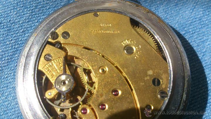 Relojes de bolsillo: Reloj swiss para Tercer REICH ..Funciona - Foto 6 - 42803723