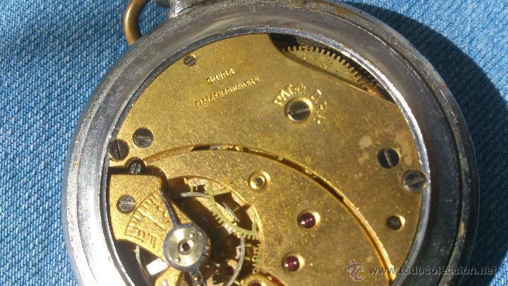 Relojes de bolsillo: Reloj swiss para Tercer REICH ..Funciona - Foto 7 - 42803723