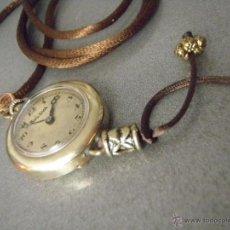 Relojes de bolsillo: RELOJ DE MONJA ORO BULOVA B344A. Lote 49239608