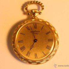 Relojes de bolsillo: RELOJ DE BOLSILLO SEÑORA PALLAS STOWA 17 JEWELLS. Lote 49436161