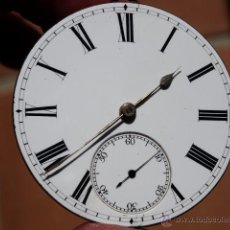 Relojes de bolsillo: RELOJ CATALINO EVAN MARK LATE FIELD HERTFORD MECANISMO . Lote 49506824