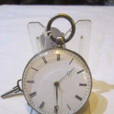 Relojes de bolsillo: ANTIGUO RELOJ DE BOLSILLO. FUNCIONANDO. 44 MM. DIÁMETRO.. Lote 49919936
