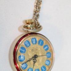 Relojes de bolsillo: PEQUEÑO RELOJ DE BOLSILLO COLGANTE . Lote 57613611