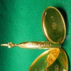 Relojes de bolsillo: LONGINES ORO 18 KT.. Lote 36033566