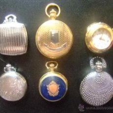 Orologi da taschino: LOTE RELOJ DE BOLSILLO MODERNO CON PILA. Lote 50559326