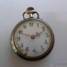 Relojes de bolsillo: RELOJ DE BOLSILLO PEQUEÑO. Lote 50959158