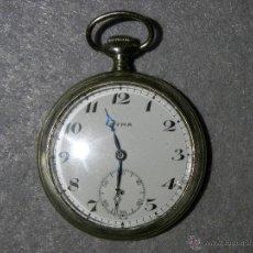 Relojes de bolsillo: RELOJ DE BOLSILLO SUIZO MARCA CYMA - FUNCIONANDO. Lote 51641074