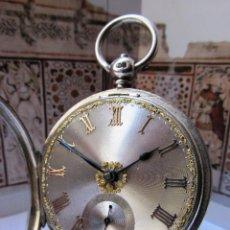 Relojes de bolsillo: RELOJ VICTORIANO 1875. Lote 51666194
