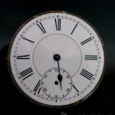 Relojes de bolsillo: MOVIMIENTO DE RELOJ DE BOLSILLO. Lote 52472653