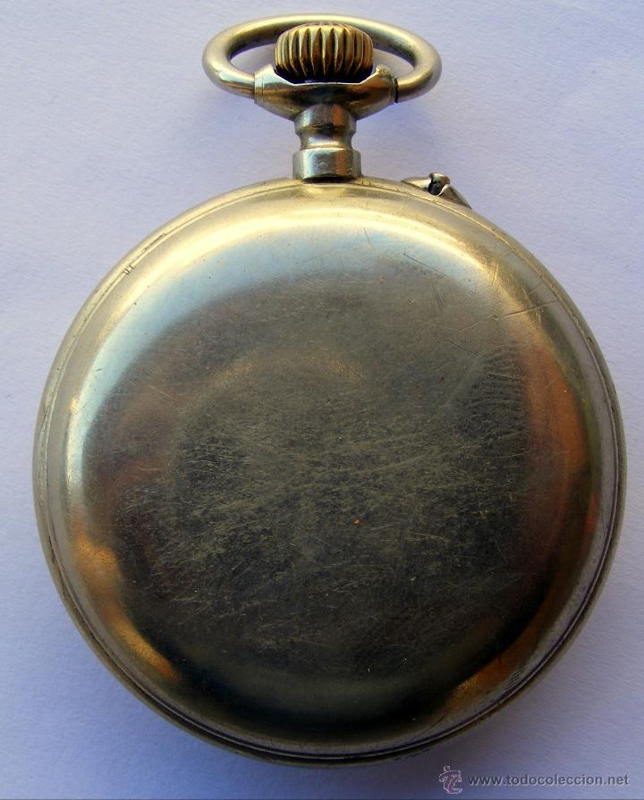 Relojes de bolsillo: RELOJ ROSKOPF ANTIGUO - Foto 2 - 86539474