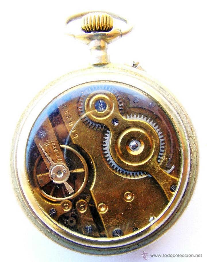 Relojes de bolsillo: RELOJ ROSKOPF ANTIGUO - Foto 3 - 86539474