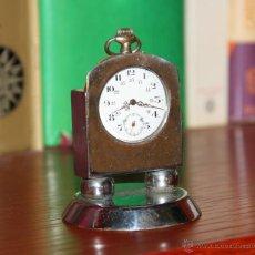 Relojes de bolsillo: ANTIGUO SOPORTE PARA RELOJ DE BOLSILLO. Lote 52758858