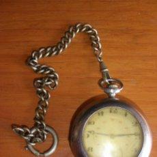 Relojes de bolsillo: MAGNIFICO RELOJ DE BOLSILLO CYMA AÑOS 30. Lote 52831908