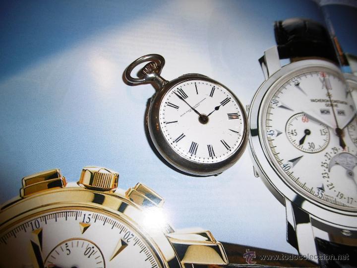 Relojes de bolsillo: OPORTUNIDAD DE TENER UNA PIEZA HISTORICA VACHERON CONSTANTIN RELOJ BOLSILLO PLATA NAZI - Foto 2 - 53099423