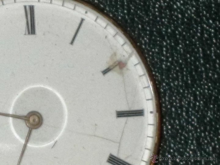 Relojes de bolsillo: OPORTUNIDAD DE TENER UNA PIEZA HISTORICA BREGUET RELOJ BOLSILLO ORO - Foto 5 - 53100108