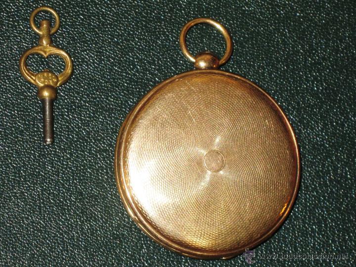 Relojes de bolsillo: OPORTUNIDAD DE TENER UNA PIEZA HISTORICA BREGUET RELOJ BOLSILLO ORO - Foto 7 - 53100108