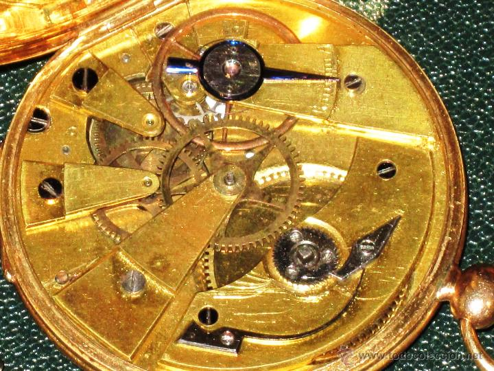 Relojes de bolsillo: OPORTUNIDAD DE TENER UNA PIEZA HISTORICA BREGUET RELOJ BOLSILLO ORO - Foto 17 - 53100108