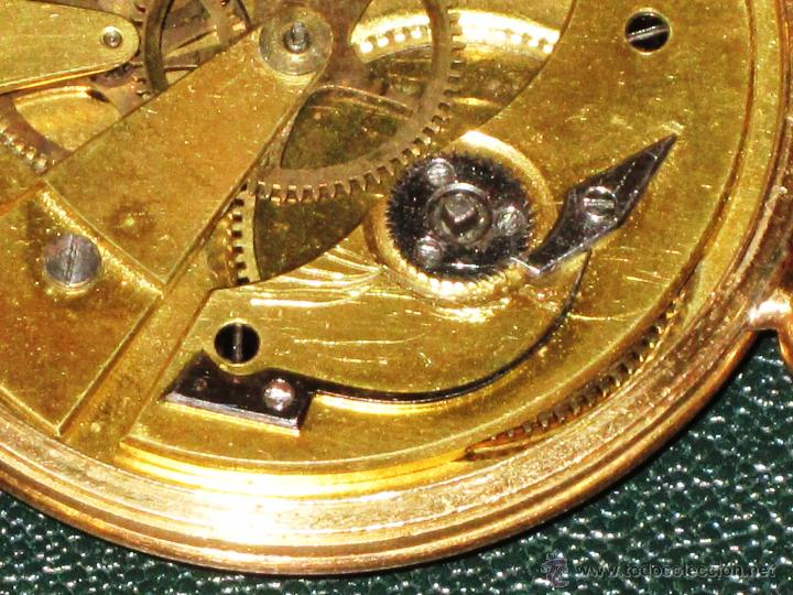 Relojes de bolsillo: OPORTUNIDAD DE TENER UNA PIEZA HISTORICA BREGUET RELOJ BOLSILLO ORO - Foto 18 - 53100108