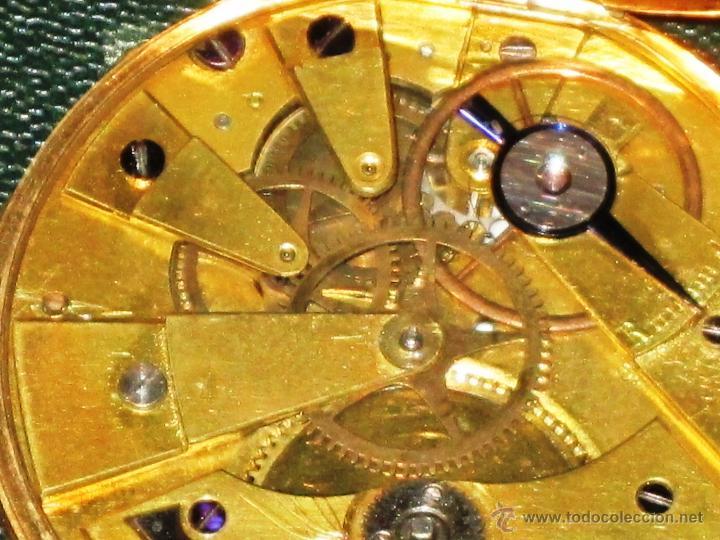 Relojes de bolsillo: OPORTUNIDAD DE TENER UNA PIEZA HISTORICA BREGUET RELOJ BOLSILLO ORO - Foto 19 - 53100108