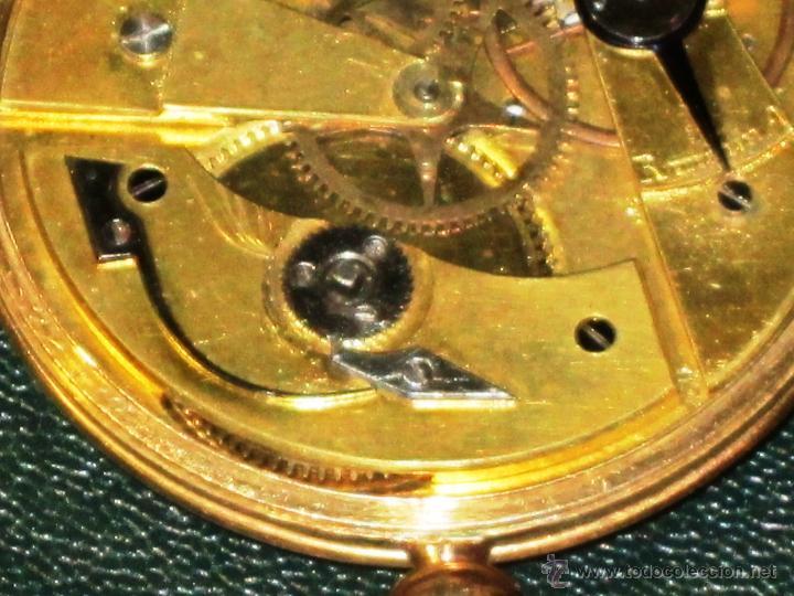 Relojes de bolsillo: OPORTUNIDAD DE TENER UNA PIEZA HISTORICA BREGUET RELOJ BOLSILLO ORO - Foto 20 - 53100108